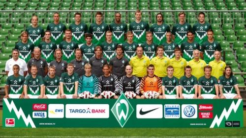 Командное фото перед сезоном 2010/11