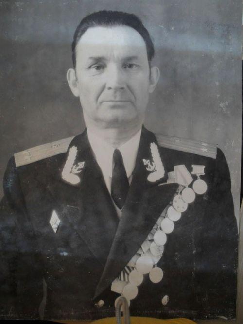 Спартак Дмитриевич Вохминов